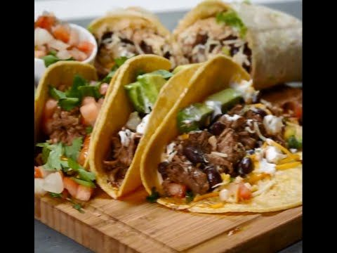 Tasty - Slow Cooker Barbacoa - YouTube