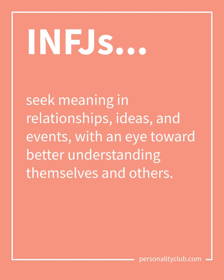 17 Best images about INFJ on Pinterest | Personality types ...