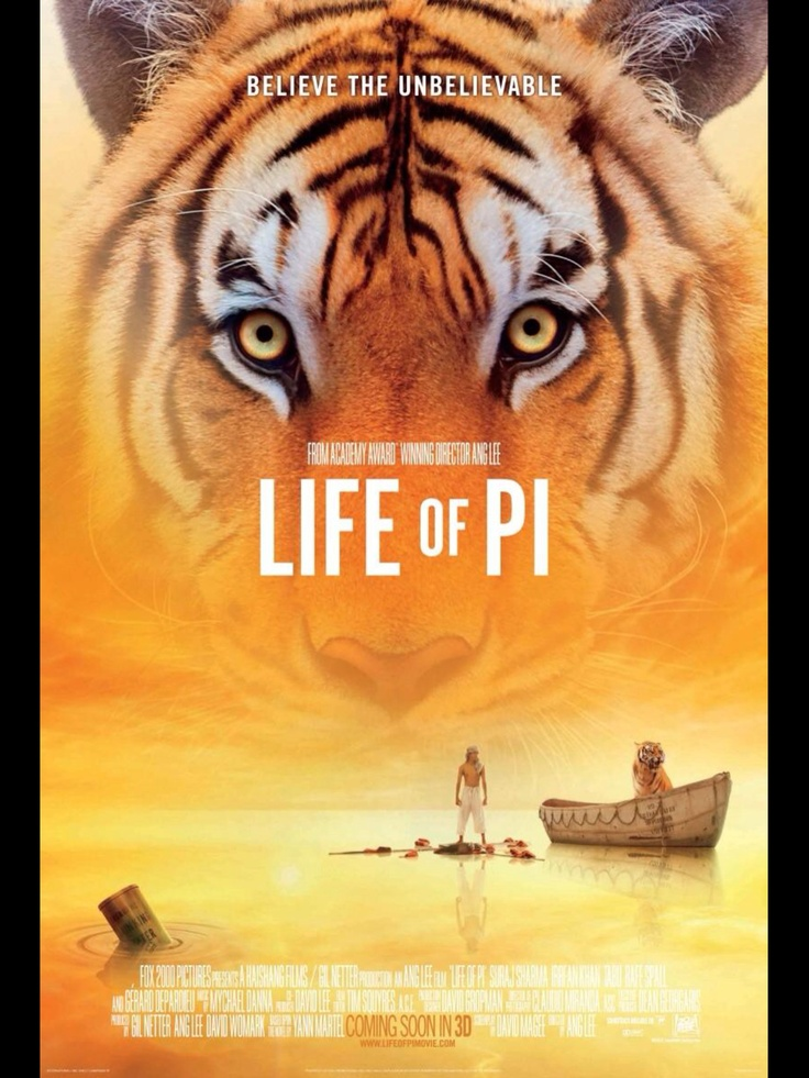 elements of fear in yann martels novel life of pi I finished the life of pi by yann martel a couple days ago, and i'm still not sure how to take it maybe there are deep levels of allegory to the book.