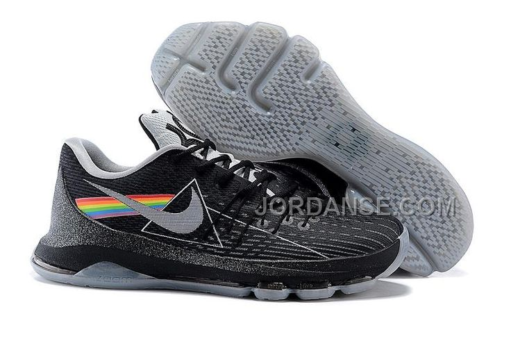 """http://www.jordanse.com/2015-kd-8-shoes-dark-side-of-the-moon-black-grey-cheap-sale-new-arrival.html 2015 KD 8 SHOES """"DARK SIDE OF THE MOON"""" BLACK GREY CHEAP SALE NEW ARRIVAL Only 107.00€ , Free Shipping!"""