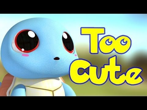 ▶ Too Cute: Pokémon #bulbasaur #squirtle #charmander I can't stop laughing!!!