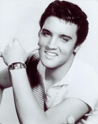 Elvis Presley...OMG