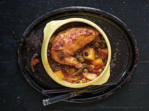 Cuban-Style Chicken Stew (Fricasé de Pollo)