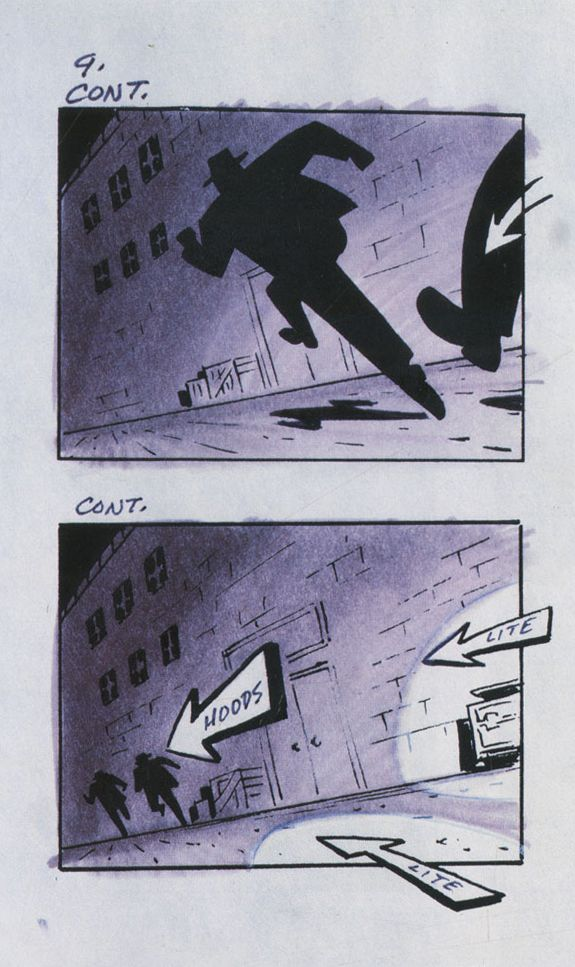 The 7 best images about Storyboards on Pinterest Batman the - comic storyboards