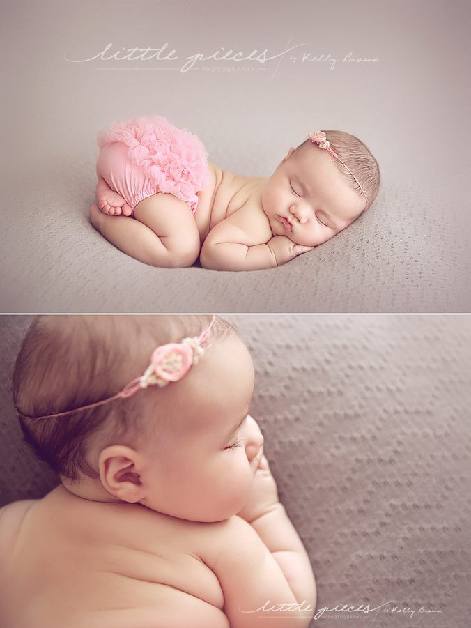 Little pieces photography by kelly brown newborn