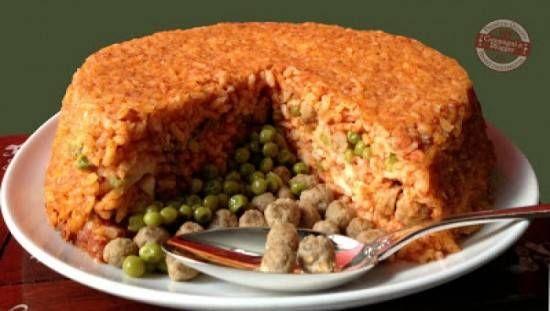 Sartù di riso, il piatto dei re!!