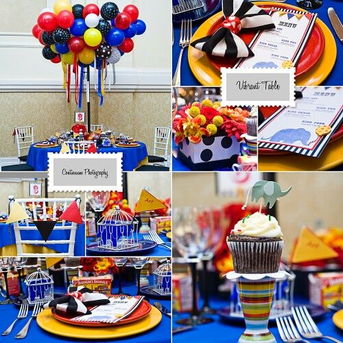 17 best images about kengi carnival birthday party on pinterest carnival wedding clown - Cheap circus decorations ...