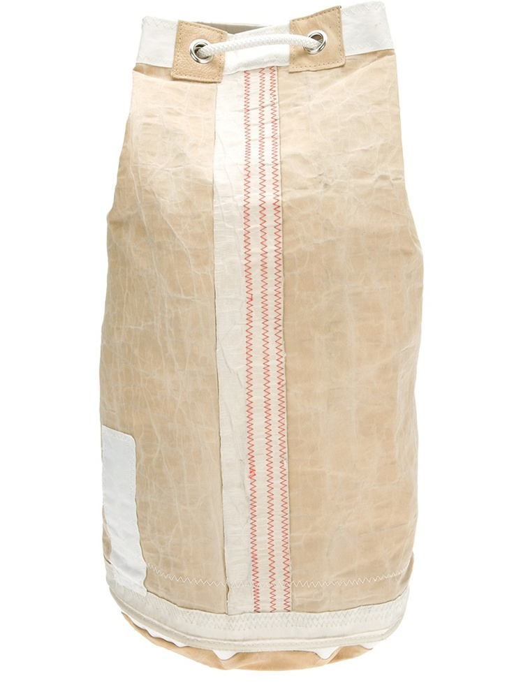 CORTO MALTESE BY HUGO PRATT Cook Island duffle bag