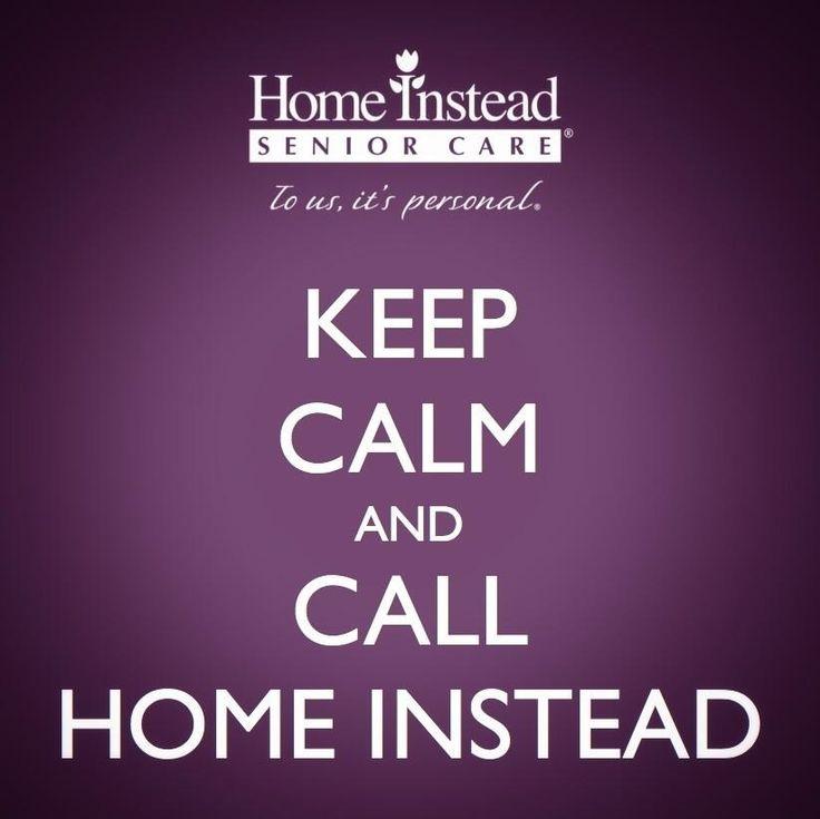 Home Instead Senior Care Of Boulder And Broomfield Counties 720 890 0184 Home Instead Senior Care Keep Calm
