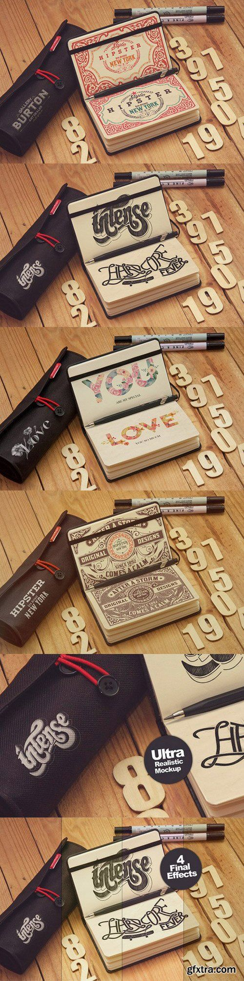 CM - Sketch Notebook Mockup 557161