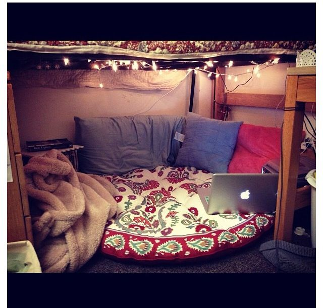Study Nook Dorm Room. Belmont University. Part 61