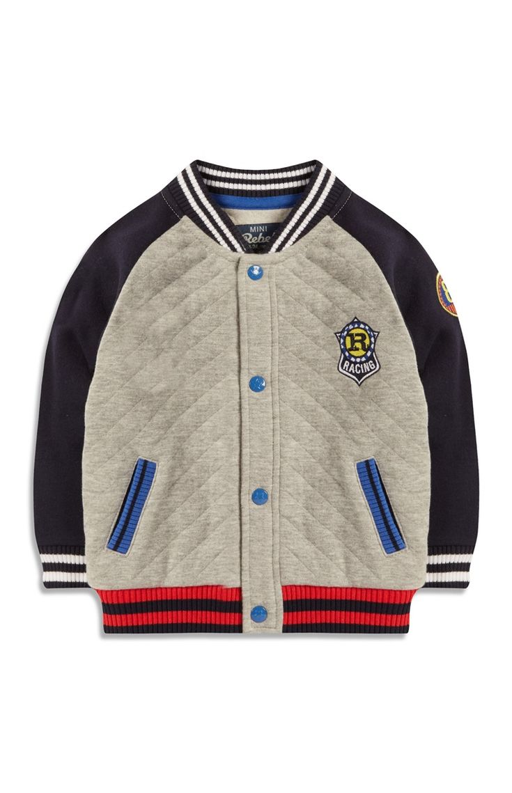 Primark - Baby Boy Baseball Jacket