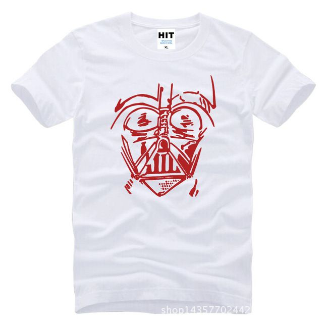 We love it and we know you also love it as well Mens Star Wars Movie Tshirt  Darth Vader T Shirt Men 2016 New O Neck Cotton Casual T-shirt Tee Camisetas Hombre just only $10.43 - 10.97 with free shipping worldwide  #tshirtsformen Plese click on picture to see our special price for you