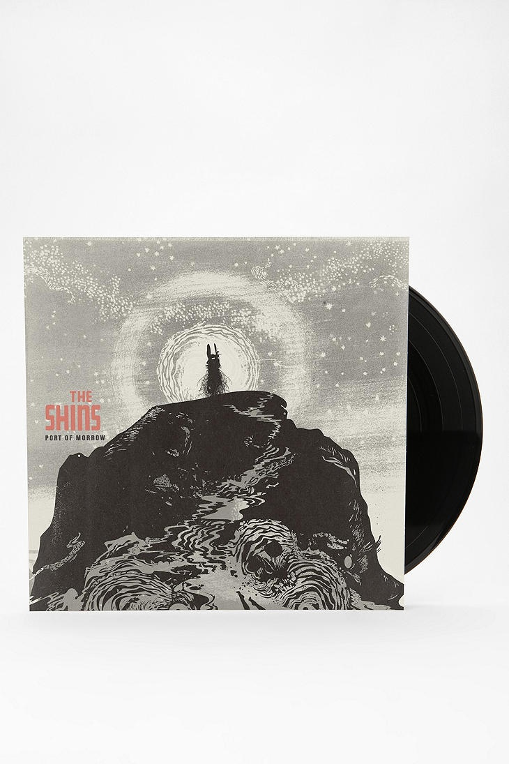 The Shins - Port of Morrow LP