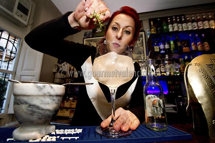Un gin tonic campeón