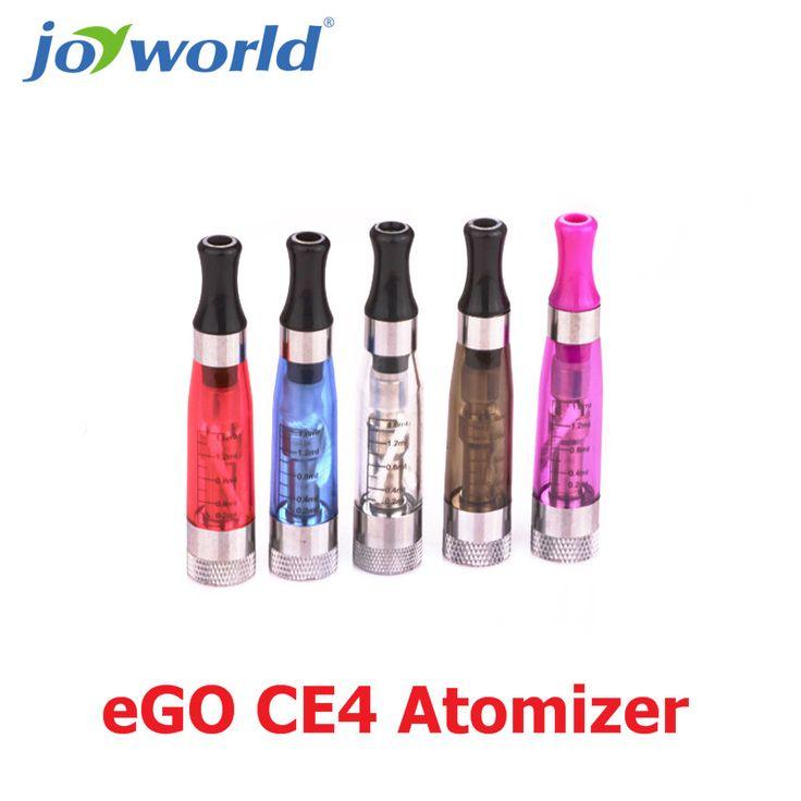 40pcs Ego ce4 tank electronic cigarette ce4 atomizer ego electronic cigarette filters ego ce4 clearomizer e cigarette kit MM #Affiliate