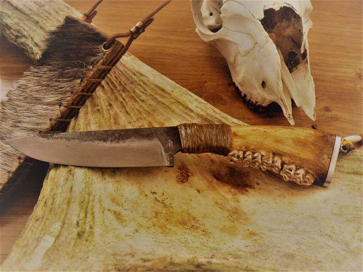 Fotogalerie :: Ruční výroba nožů Reno