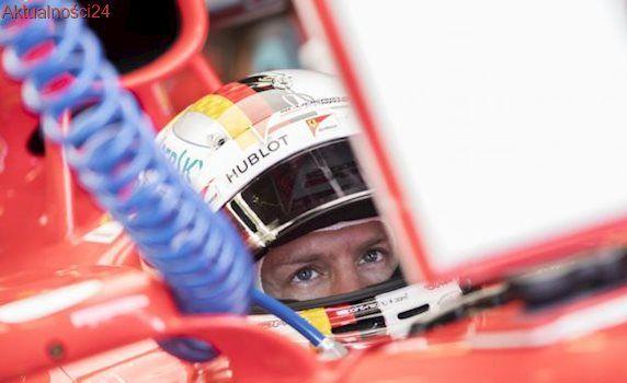 Formuła 1: Sebastian Vettel najszybszy na otatnim treningu przed Grand Prix Kanady