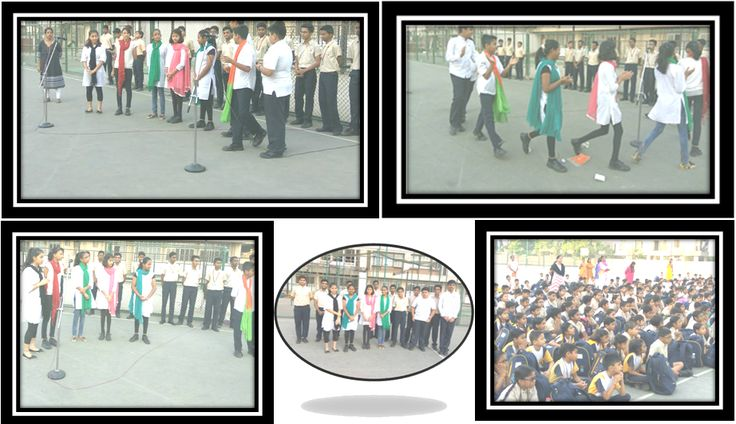 Fundamental duties are the moral obligation of all the citizens to help promote a spirit of patriotism and to uphold the unity of India. At RBK Global School these objectives of Fundamental rights and duties were effectively displayed by the students of Grade 9 in the Special Assembly.