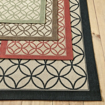 Laney Indoor Outdoor Rug From Ballard Designs Mult Transitional Update To Our Traditional Decor Black For Front Entry And Or Back Deck