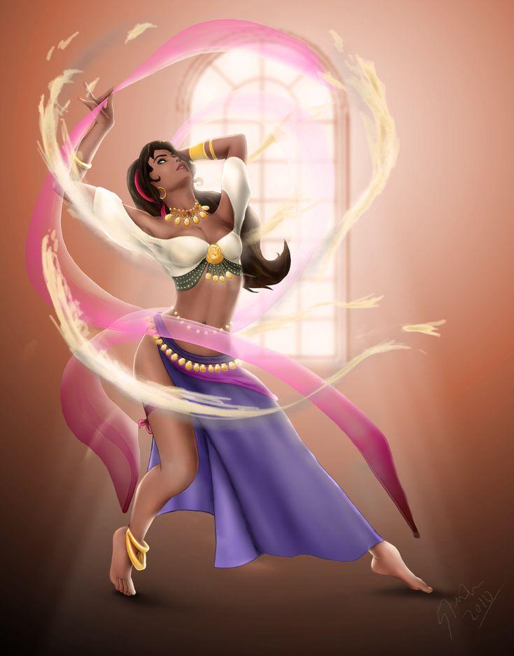 Defenders of the Enchanted Kingdom  - Esmeralda: Heaven's Hellfire