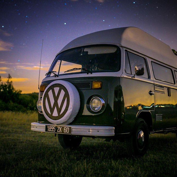 Life under the stars. #RoadTrip #Volkswagen #Adventure #Wanderlust