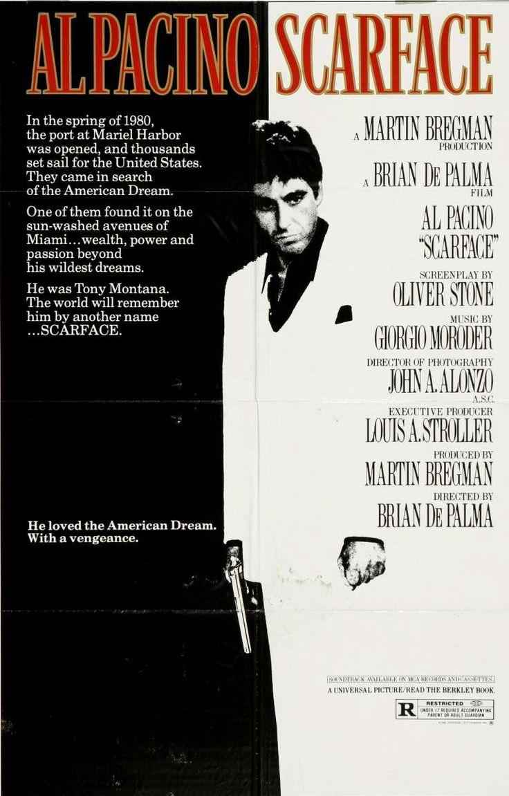 Ver El precio del poder (Scarface) (1983) Película OnLine