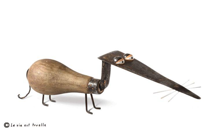 3b Factoria Creativa: Lilbert Legrand: Los objetos personificados