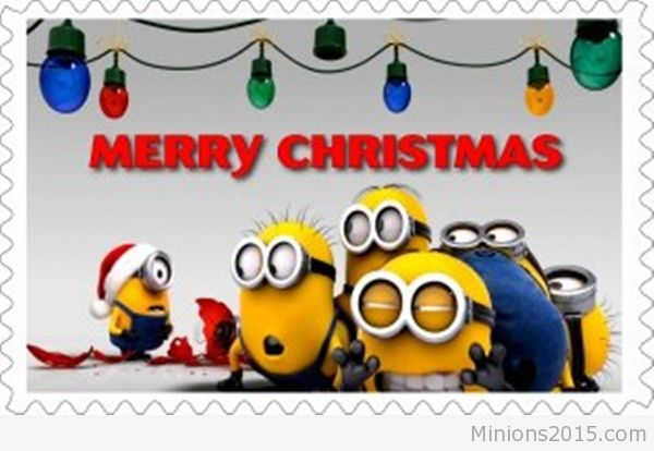 Funny Minion Merry Christmas Wallpapers Sayings: 62 Best Holiday Minions Images On Pinterest