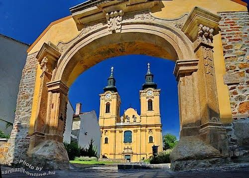 Szent István Székesegyház, Székesfehérvár, Hungary
