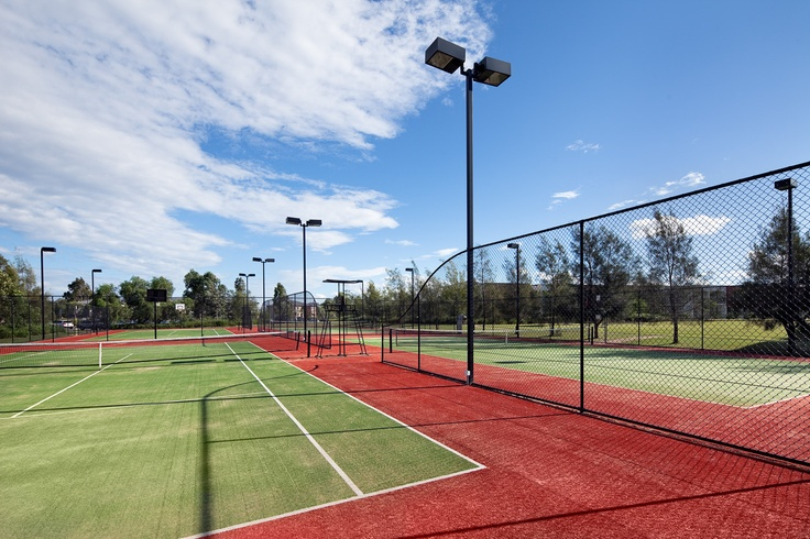 Tennis Courts - Crowne Plaza Hunter Valley