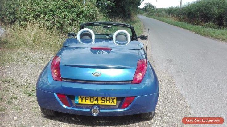 ford Streetka convertible #ford #streetka #forsale #unitedkingdom