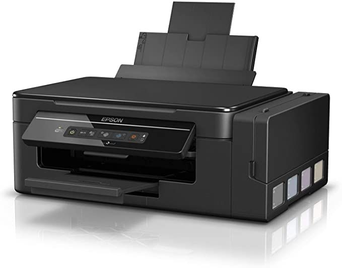 Epson Inkjet Multifunction Printer Printer Scanner Copier L3050 In 2020 Tank Printer Epson Ecotank Epson