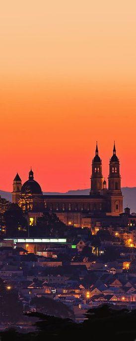 St. Ignatius church, San Francisco, USA