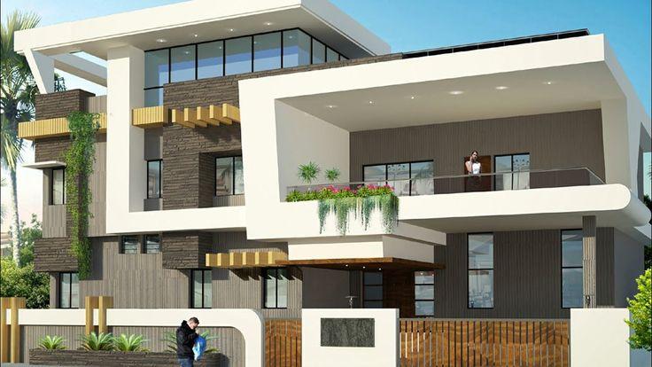latest duplex floor elevation design/home plans/ in 2020 ...