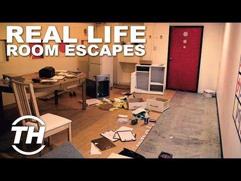 Escape Room Handcuffed Toronto