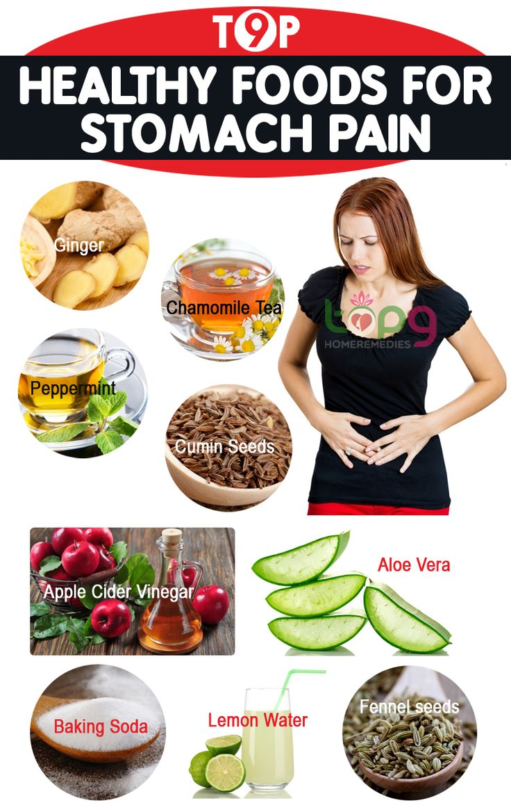Natural Remedies For Bad Stomach Ache