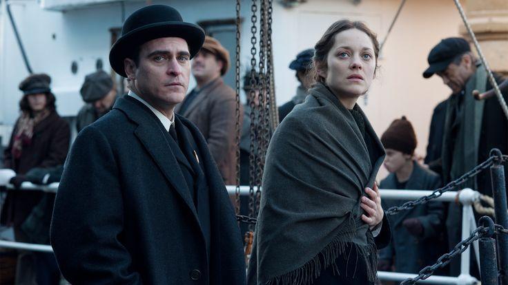 Academy Awards Winner's Joaquin Phoenix & Marion Cotillard in 2013's 'The Immigrant'