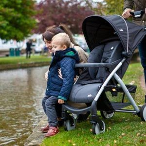 Joie Carucior 2 in 1 Muze Travel System Brilliant Blue