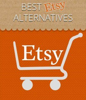 Have an Etsy Store? Why you should build a separate online store with Etsy alternatives, and some strategies to grow your own store - http://www.websitebuilderexpert.com/best-etsy-alternatives/