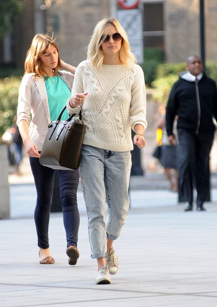 Fearne Cotton Street Style — September 2014
