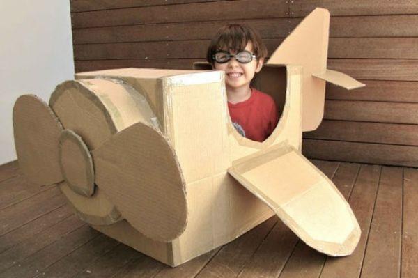 Basteln mit Kindern - 16 lustige, leichte DIY Projekte und Aktivitäten