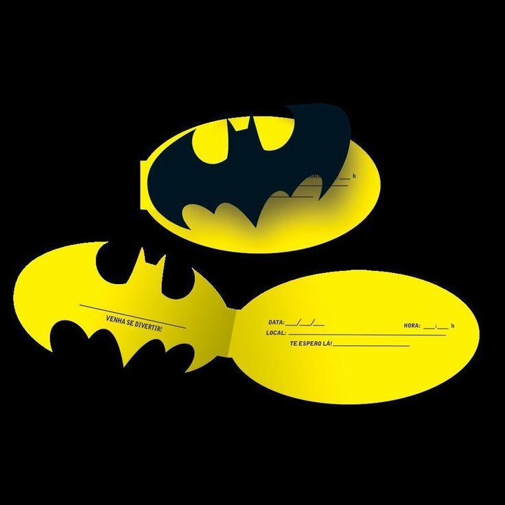 33 Convites de Aniversário do Batman: Incríveis! continue vendo...