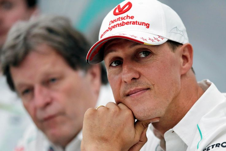 How was Michael Schumacher's photo leaked what do the pictures show and what happened to the F1 racing driver - The Scottish Sun