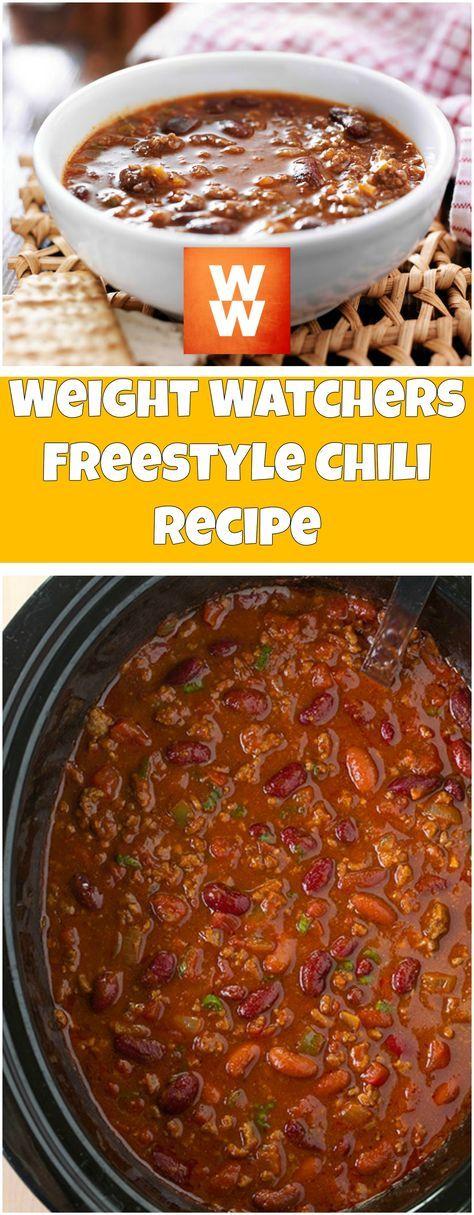 Weight+Watchers+Freestyle+Chili+Recipe