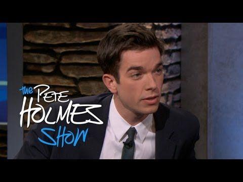 John Mulaney On Dog Nicknames & Drugs. (Tunie!!!)  The Pete Holmes Show