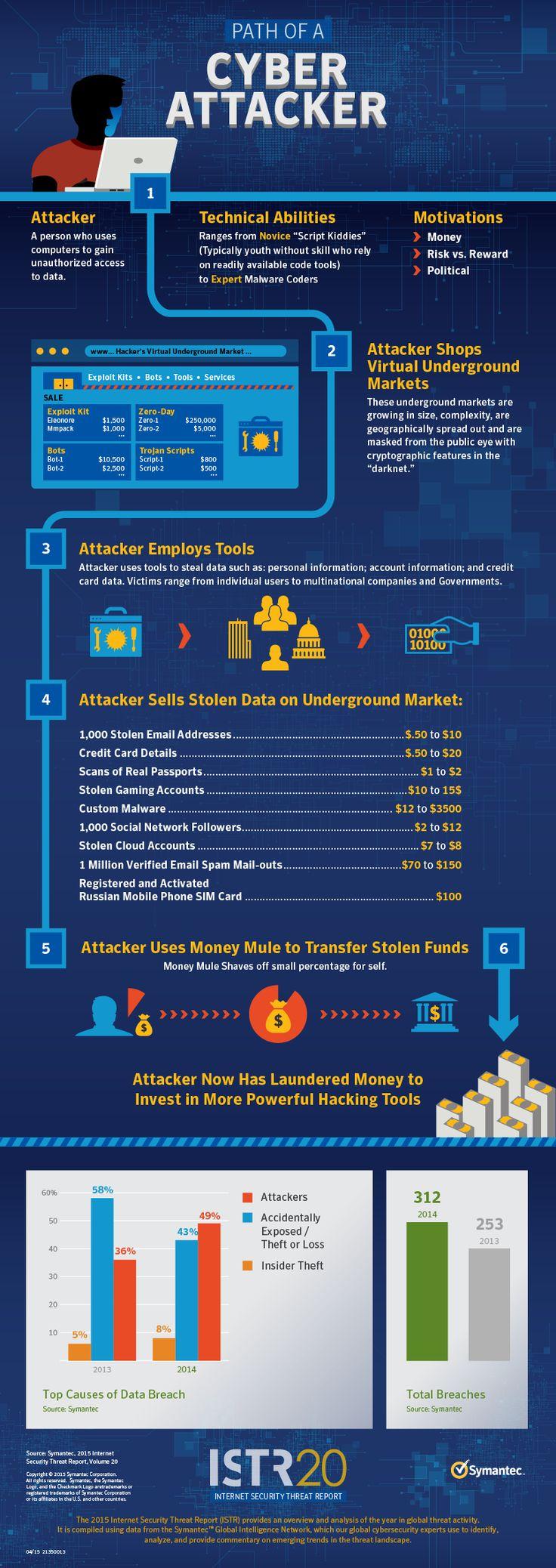 Internet Security Threat Report 2015 | Symantec