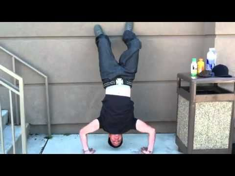 Zak bagans working out