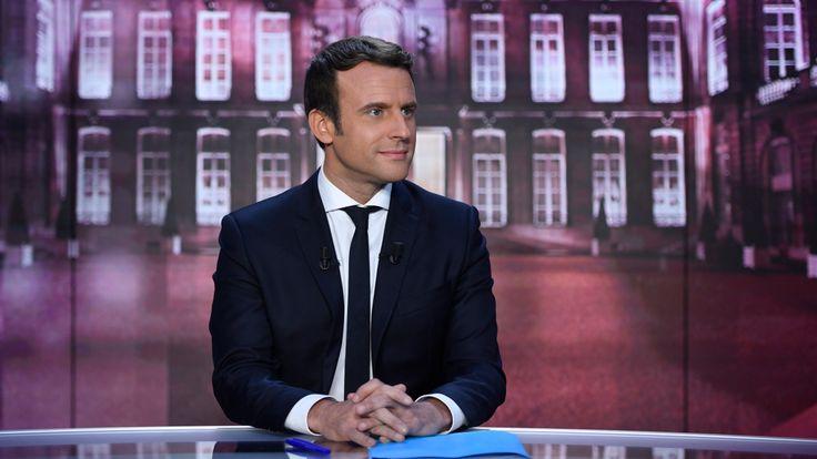 Emmanuel Macron ne donnera pas le nom de son Premier ministre avant le second tour