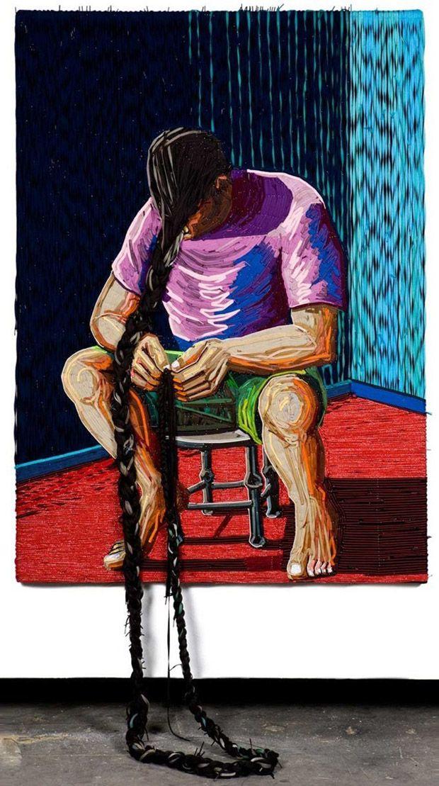 Converse People Arte: A arte de amarrar os cadarços